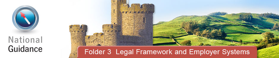 Legal framework - National Guidance for outdoor education